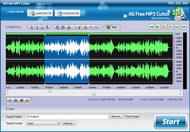 All Free MP3 Cutter تقطيع وتقسيم الأغانى اصدار