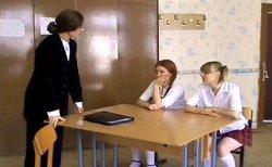 المدرس بيعاقب الطالبة واشتغل طيزها