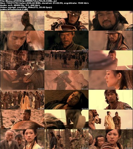 g6gm32hifffn t Musa the warrior (2001) Español