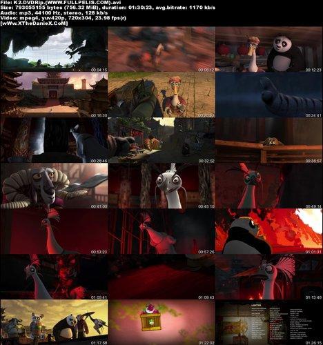 bbo13dugonfx t kung fu panda 2 (2011) Español Latino