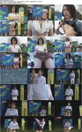 hgiif2h4ioeg t RCT 411 Minami Ayase & Misaki Ohhishi   Weather Forecaster Was Soaked So Heavily By a Torrential Downpour That Her Underwear Became Visible   She Was Done While It Rained By An Onlooker Who Had Gotten a Hard On
