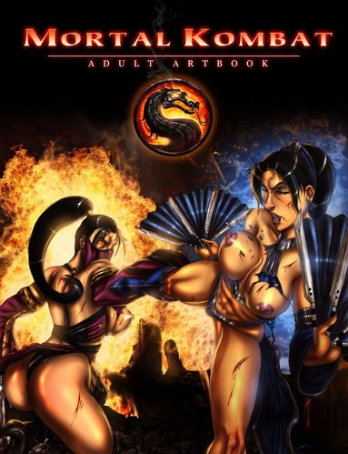 Mortal Kombat Adult Collection