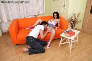 Of Kulraj Randhawa Nude Enjoying The Licking N Fucking Pussy Fake