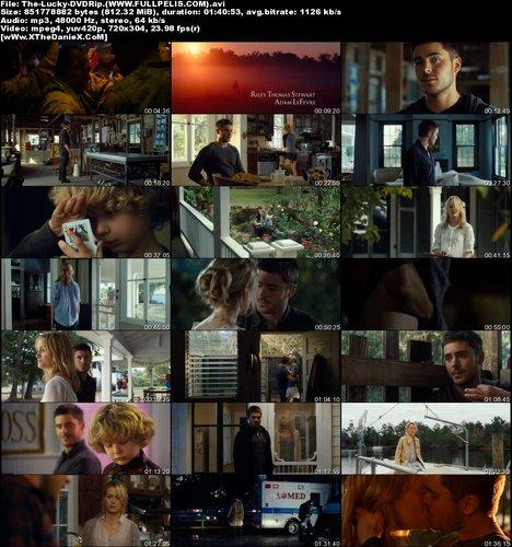 jfp1mawdmdrs t The lucky one (Cuando te encuentre) (2012) Español Latino