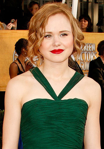 Alison Pill Accidentally Tweeted A Topless Picture Of Herself
