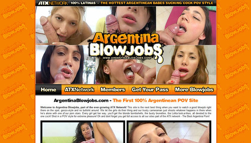 Download ArgentinaBlowjobs.com – SITERIP Free
