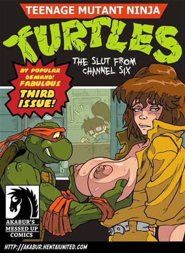 TMNT-The Slut From Channel Six