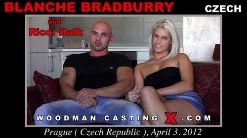 Blanche Bradburry Woodman Casting X