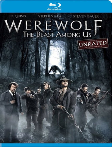 Werewolf The Beast Among Us (2012) UNRATED BRRip 720p Dual audio Hindi Dubbed