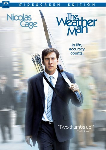 The Weatherman (2005) DvdRip Dual Audio Hindi Dubbed 500MB
