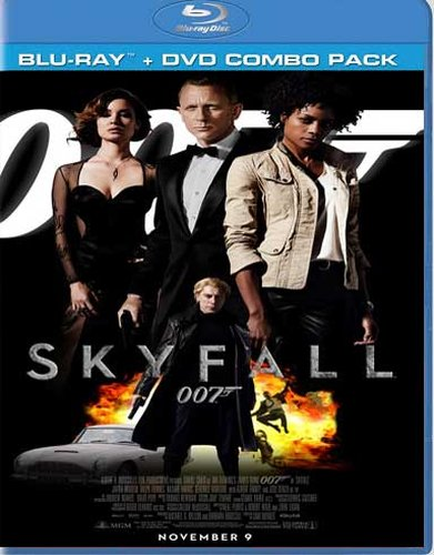 Skyfall 2012 Dual Audio Hindi Eng BRRip 400Mb Download